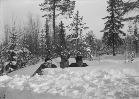 Polis Paulus' påskasmäll (1925) Filmografinr: 1925/11