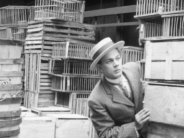 Joseph Cotten in Too Much Johnson (1938) George Eastman House/Cinemazero/La Cineteca del Friuli