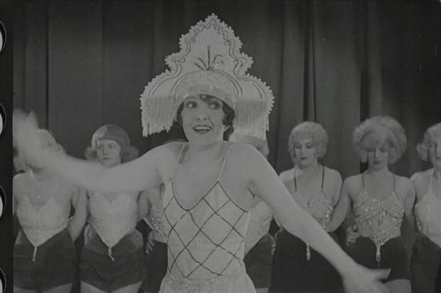 The Pleasure Garden (1924)