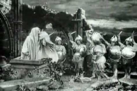 Legende du fantôme (1908)