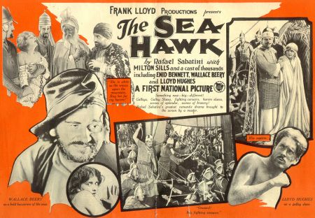 The Sea Hawk (1924)