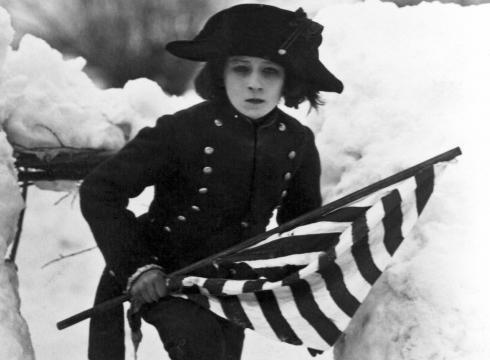 Vladimir ROudenko as the young Napoleon in Napoleon (1927)