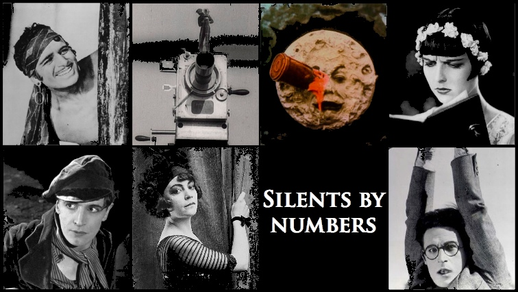Silents by numbers