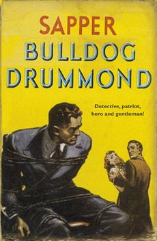 Bulldog Drummond, first edition