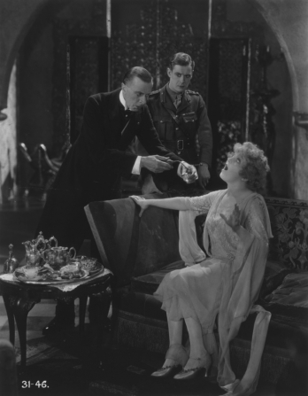 Betty Balfour in The Vagabond Queen (1929)