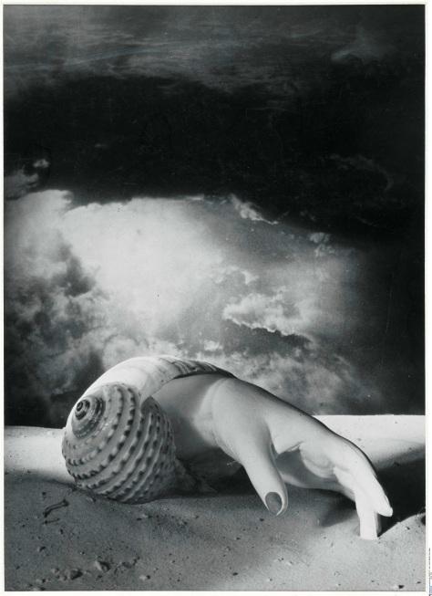 Dora Maar, Sans Titre (Main-coquillage), 1934 © VG Bild-Kunst, Bonn 2011 © Kunstsammlung NRW