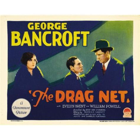 The Drag Net (1928)
