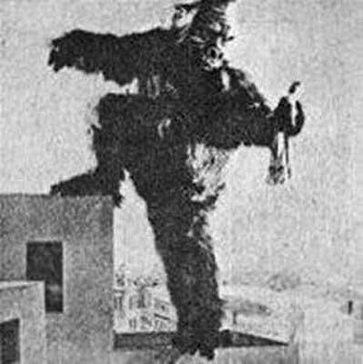 Wasei Kingu Kongu (1933)