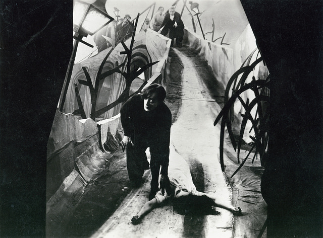 German expressionism film
