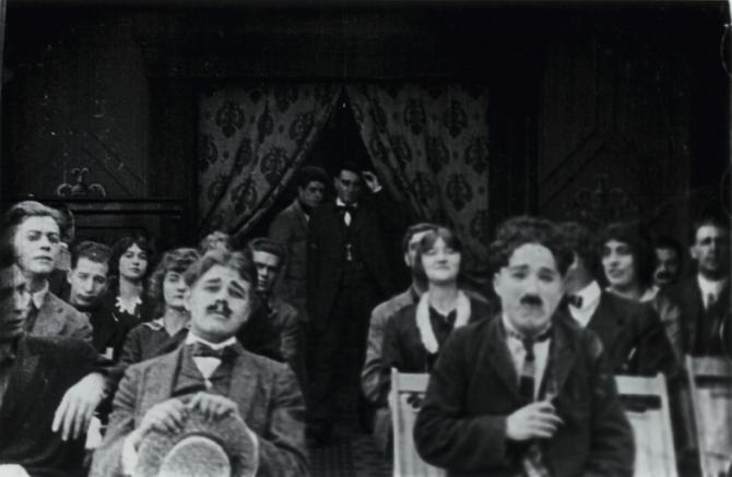 Lieutenant Pimple Goes to Mexico (1914)