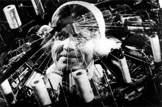 Man with a Movie Camera, dir. Dziga Vertov (USSR 1929)