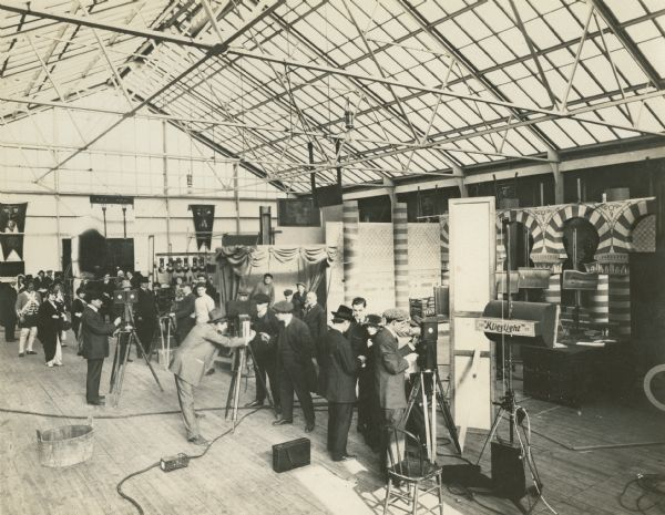 The Thanhouser Studio in 1914