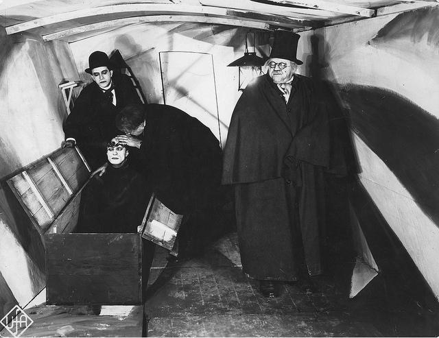 Das Cabinet des Dr Caligari (1920)