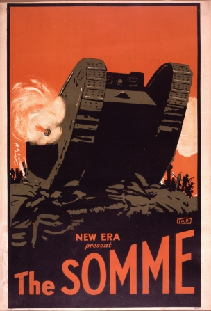The Somme (1927) (Image: BFI)
