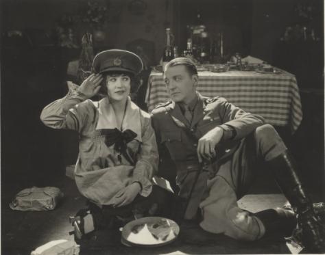 Woman to Woman (Graham Cutts, 1923). Photograph: BFI