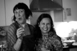 Jenny Hammerton and Nathalie Morris
