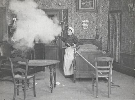 Le Talisman de la Concierge (1908)