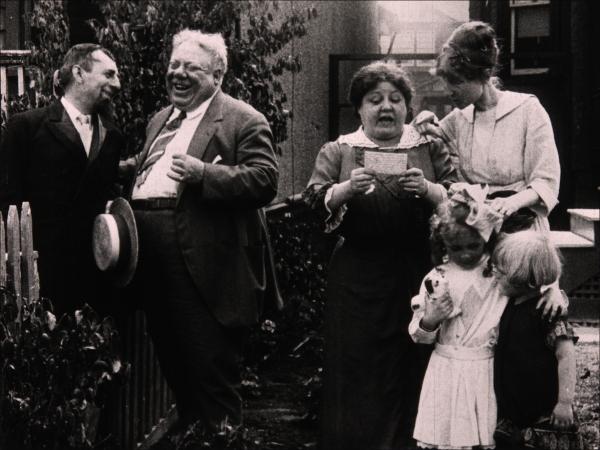 The Feudists (1913)