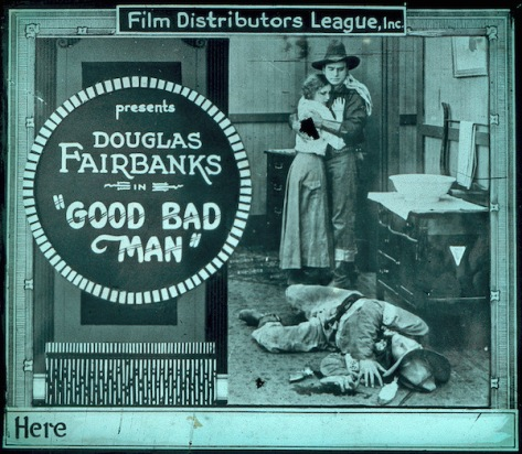 The Good Bad Man (1916)