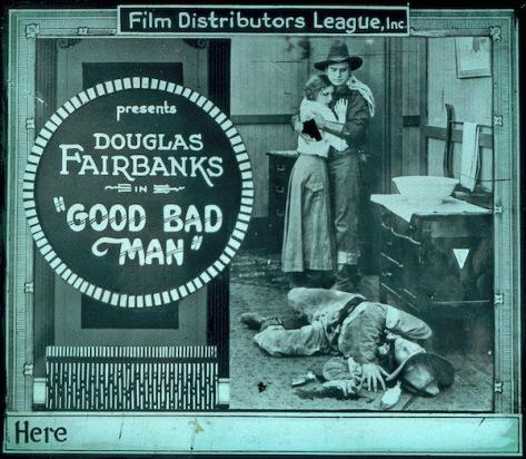 The Good Bad Man (1916)