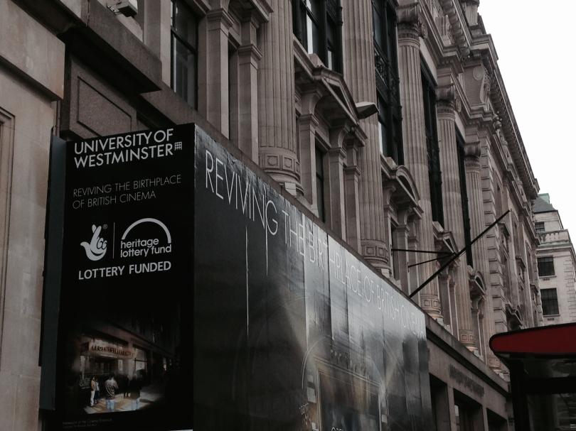 Regent Street Cinema: the Birthplace of British Cinema