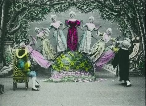 Le Merveilleux Eventail Vivant (1904)