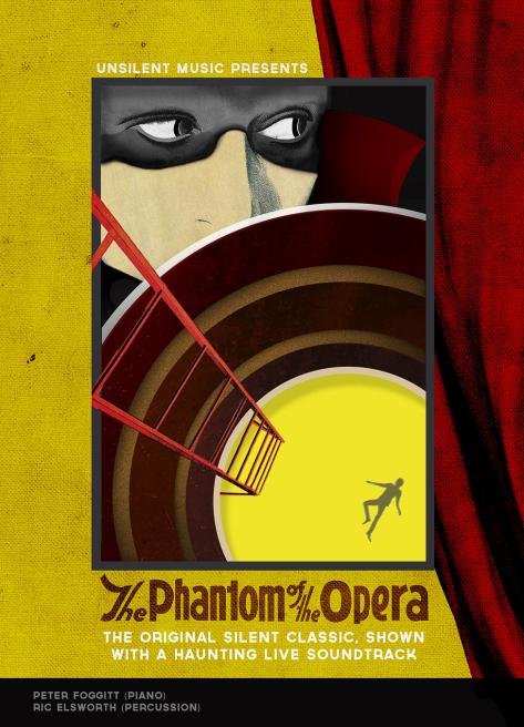 Unsilent movies: Phantom of the Opera