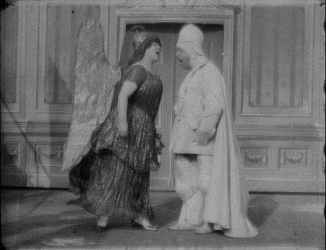 ROLAND UND VIKTORIA. Duett aus NEUSTES! ALLERNEUSTES! Nr. 10 (DE 1907)