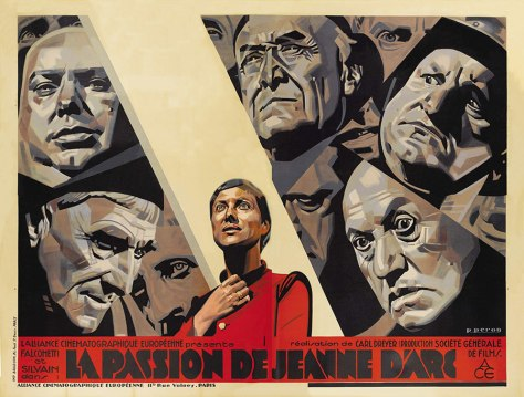 The Passion of Joan of Arc, René Péron, 1928