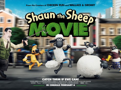 Shaun the Sheep the Movie (2015)
