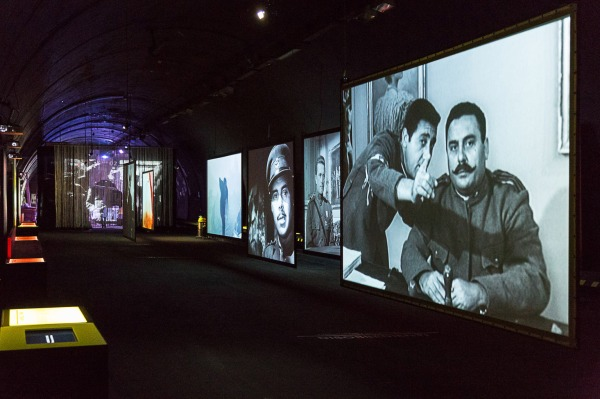 The Trento Tunnel exhibition