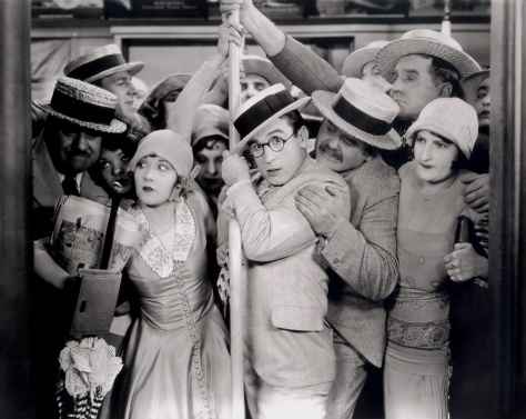 Harold Lloyd in Speedy (1928)