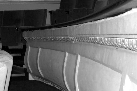 Regent Street Cinema balcony