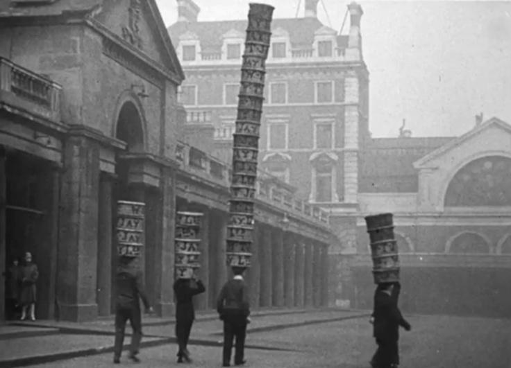 Covent Garden Porters (1929)