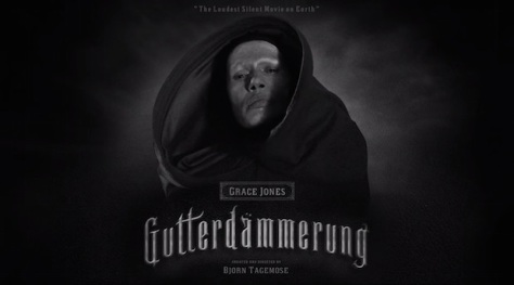 Grace Jones in Gutterdämmerung