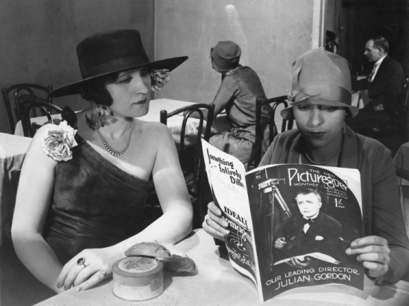 British Silent Film Festival Symposium 2016: let's all go down the Strand