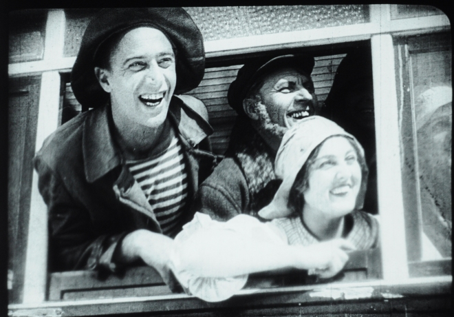 Big Trouble (1930). Gosfilmofond of Russia, Moscow