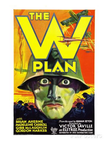 The W Plan (1931)
