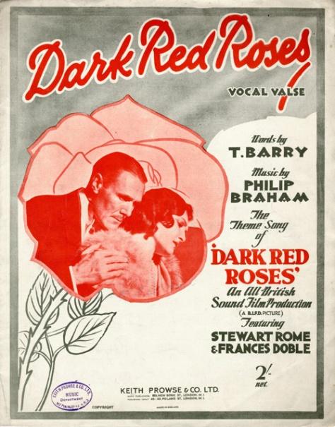 Dark Red Roses (1928)