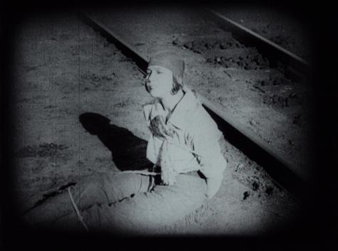 KINOKARIERA ZVORNAIA (URSS 1927). Gosfilmofond of Russia, Moscow