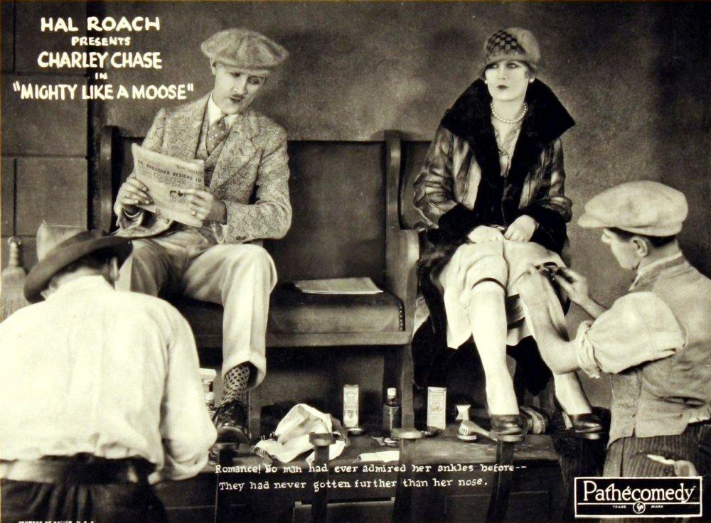Mighty Like a Moose (1926)