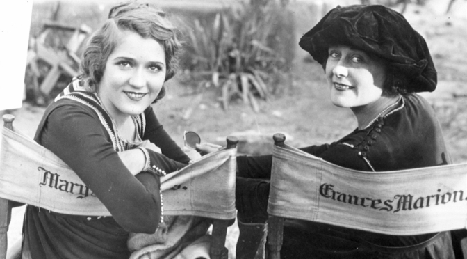 Bringing back Frances Marion's lost novel Minnie Flynn