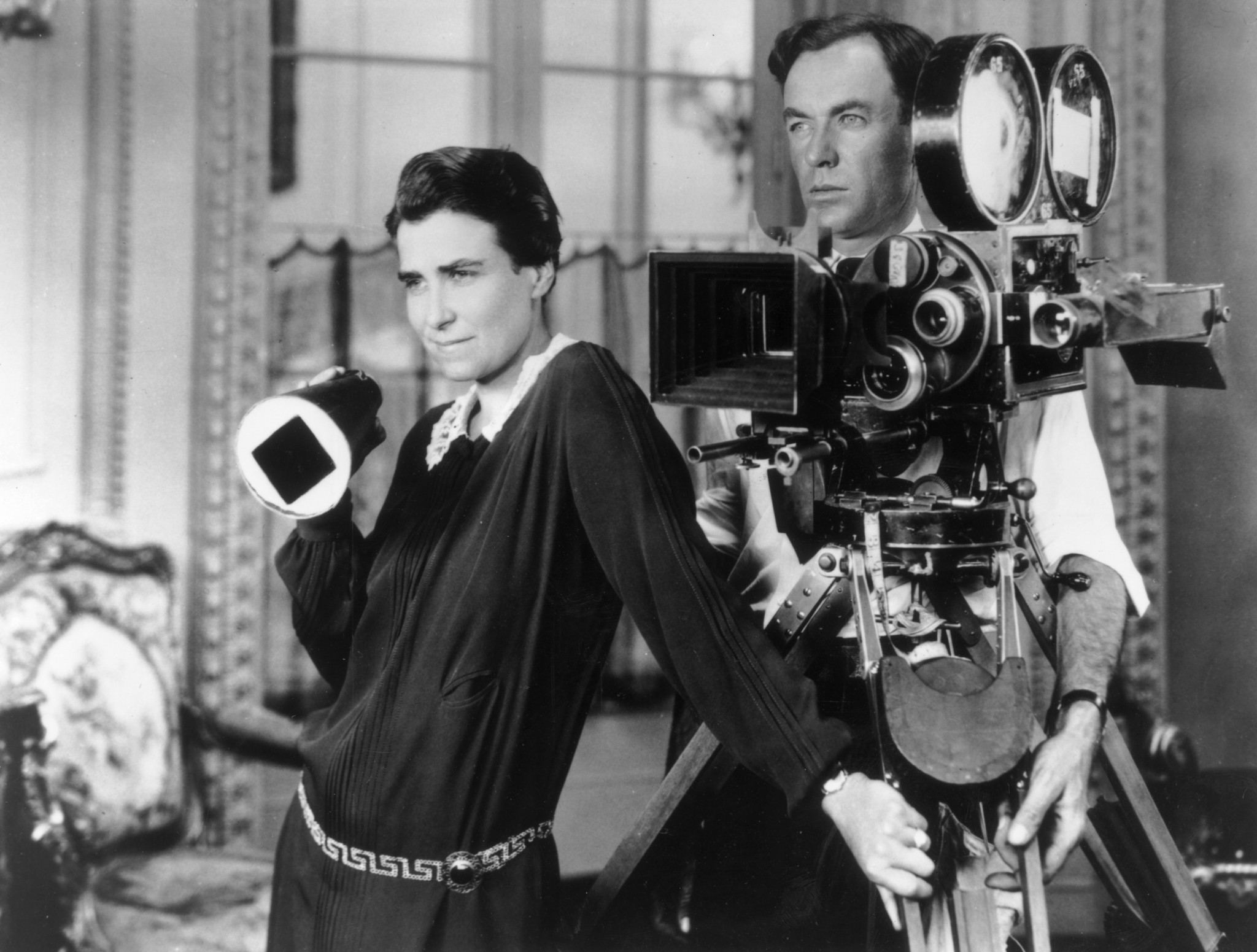 Dorothy Arzner calls the shots