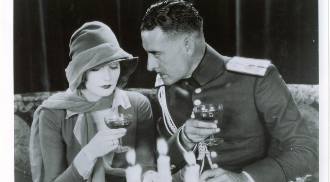 Garbo and Gilbert in Love at the Royal Festival Hall