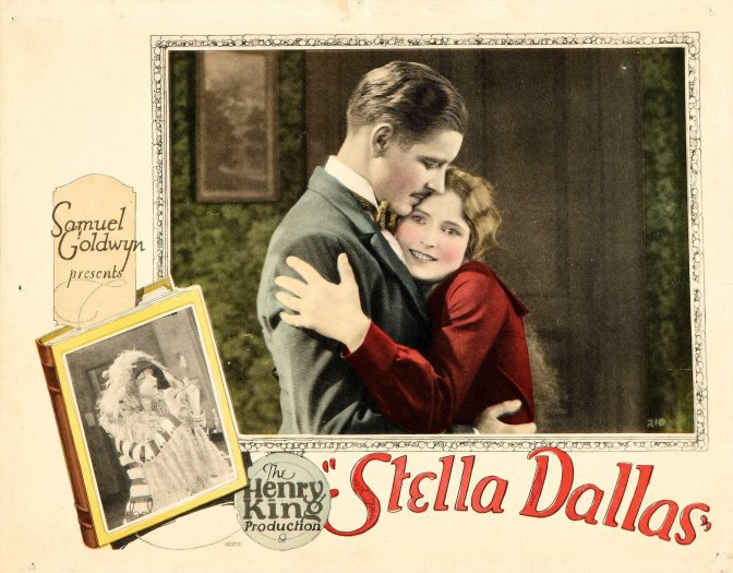Stella Dallas (1925): a melodrama that quickens the pulse