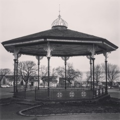 Loved the walk down from the hotel into town – a good opportunity to check out the town bandstand