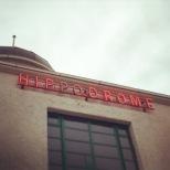 The gorgeous Hippodrome cinema