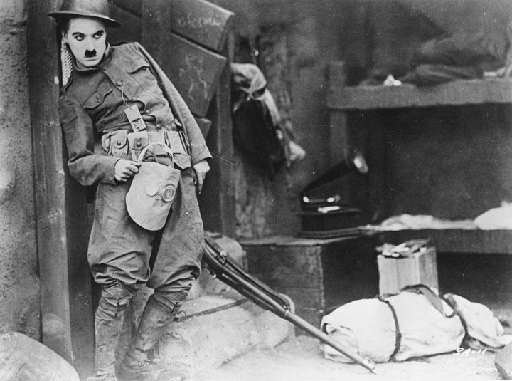 Shoulder Amrs (1918)