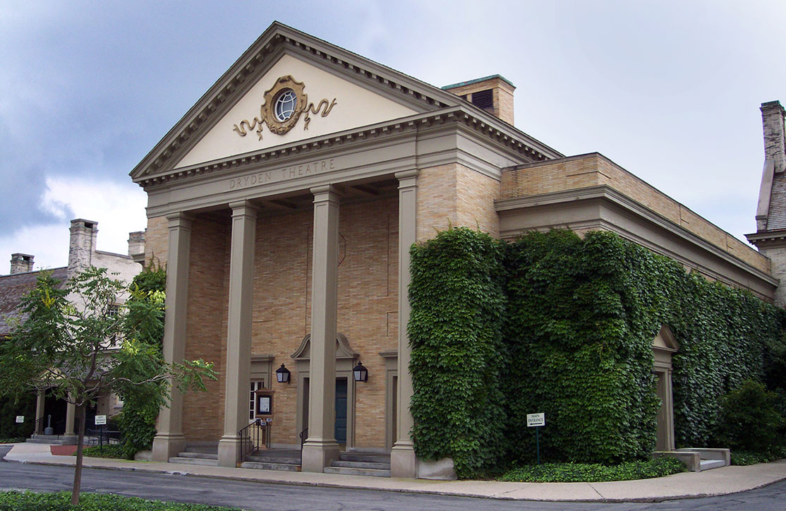 The Dryden Theatre at the George Eastman Museum, our venue for the festival