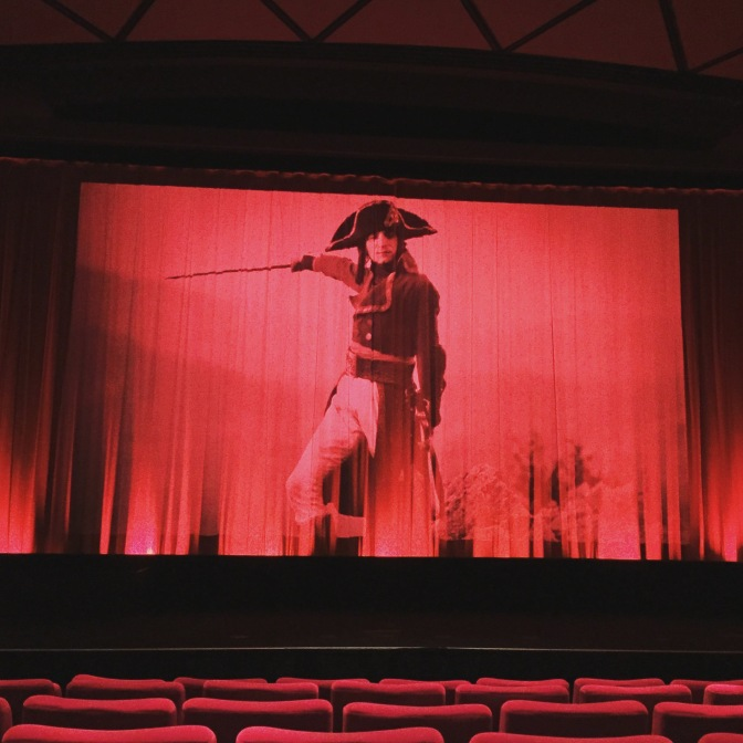 Napoléon for all: Abel Gance's epic film goes digital